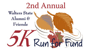 5K Run for Fund Logo