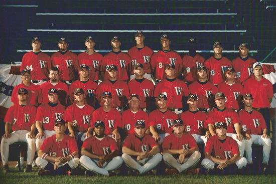 2003 World Series Team