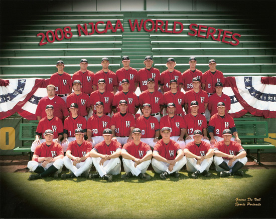 2008 World Series Team