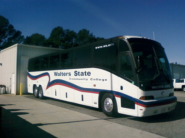 walters state bus