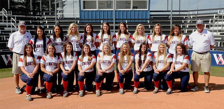 Softball 2016 Team