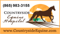 Countryside Equine Hospital www.Countrysideequine.com 865-983-3155
