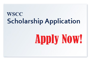 WSCC Scholarship Application Apply Now Button