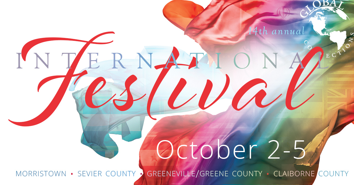14th Annual International Festival is October 2-5