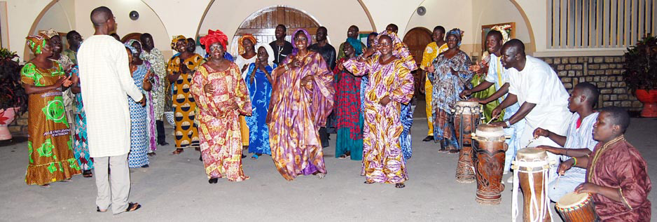 senegal choir