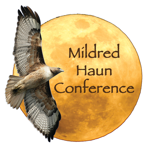 mildred haun conference bird moon image