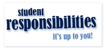 student responsibilities and how to keep your benefits