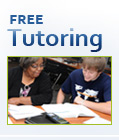 Tutoring it's free. Click to find out more.